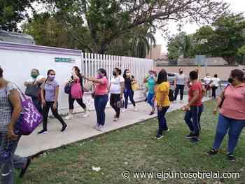 Trabajadores del DIF de Quintana Roo se manifiestan en Chetumal - Elpuntosobrelai.com