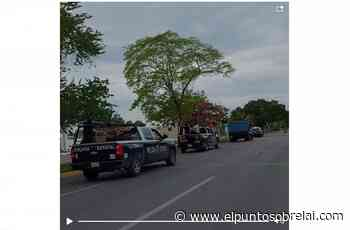 Mega operativo en Chetumal por arribo de municiones - Elpuntosobrelai.com