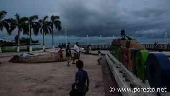 Pronóstico del tiempo en Chetumal: Lluvias torrenciales 'inundarán' Quintana Roo - PorEsto