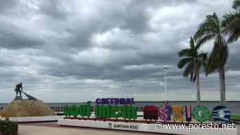 Pronóstico del tiempo en Chetumal: Prevén lluvias con descargas eléctricas - PorEsto