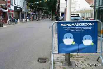 Geen braderie wel 'opendeurdagen' zónder mondmasker (Schoten) - Gazet van Antwerpen