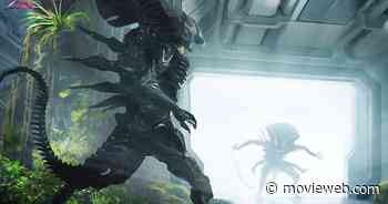 Ripley Wears Xenomorph Disguise in Canceled Alien 5 Concept Art That Reveals Queen Fight - MovieWeb