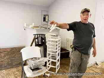 Showing faith after the Ripley flood | News, Sports, Jobs - Parkersburg News