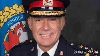 Chatham-Kent police chief named head of Ontario police chiefs association - CBC.ca