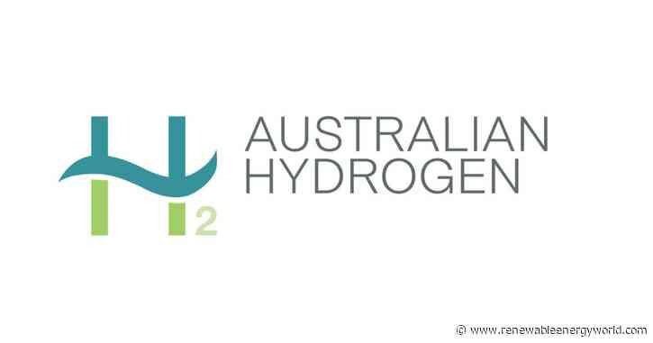 Examining the emerging hydrogen industry in Australia