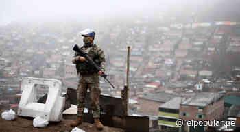 Toque de queda en Perú: nuevos horarios y restricciones para todos los niveles de alerta - ElPopular.pe
