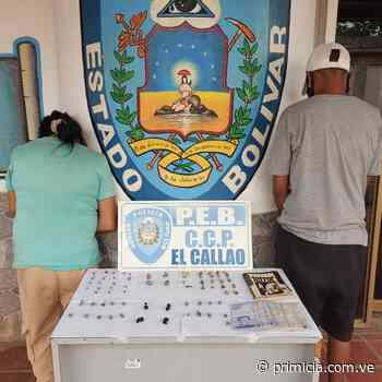 Con 68 envoltorios de droga arrestaron a dos mujeres en El Callao - Diario Primicia - primicia.com.ve