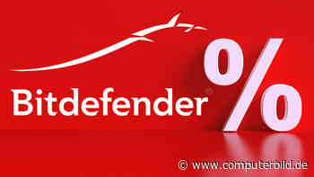 Bitdefender: Fett! 60 Prozent Rabatt auf Schutzsoftware!