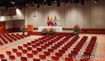 Sesiona en Boyacá la comisión segunda de la cámara de Representantes - Caracol Radio