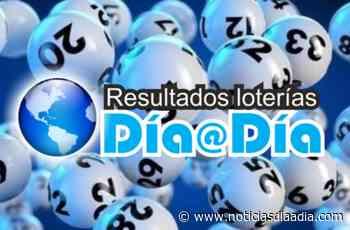 Resultados Loterías Boyacá, Cauca y otros sorteos - Noticias Día a Día