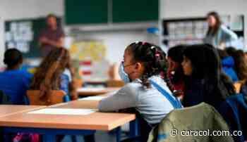 Profesores regresan a la alternancia en Boyacá - Caracol Radio