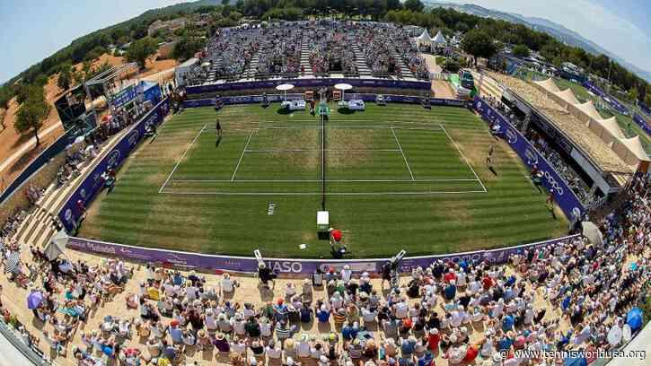 Novak Djokovic will play the Mallorca Open 2021!