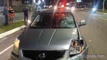 Homem atropelado na BR-101 morre em Natal e hospital procura familiares - G1