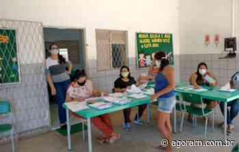 Escolas da Rede Municipal de Natal realizam busca ativa de estudantes - Agora RN