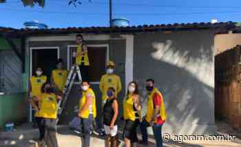 Projeto Reforamar entrega reforma de casa em Natal e abre inscrições para novos voluntários - Agora RN