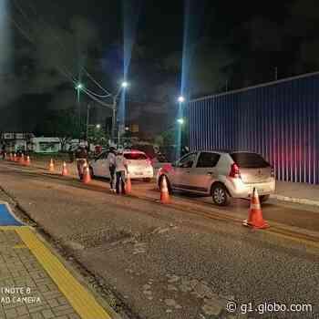 Operação Lei Seca autua 104 motoristas por embriaguez ao volante em Natal - G1