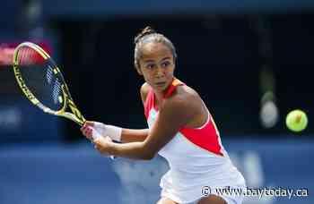 Canadian Leylah Annie Fernandez loses third-set tiebreaker against Ons Jabeur