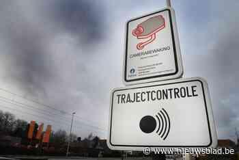 Trajectcontrole tussen Tielt en Ruiselede