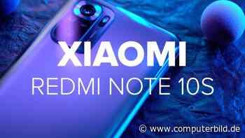 Xiaomi Redmi Note 10S im Test: Lohnt sich das Extra?