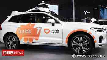Chinese ride-hailing giant Didi faces probe ahead of market debut, says report