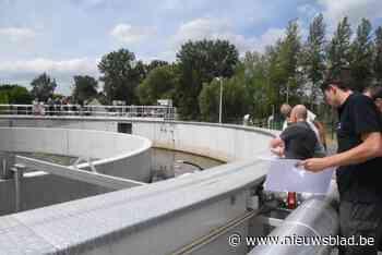 Waterzuiveringsstation veroorzaakt geuroverlast