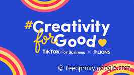 TikTok celebrates Cannes Lions with creative showcase challenge