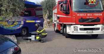 L'autista dello scuolabus schiacciato dal pullmino, tragedia a Malcesine - l'Adige - Quotidiano indipendente del Trentino Alto Adige