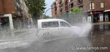 La Rioja sufrirá este jueves de nuevo lluvias y tormentas - La Rioja