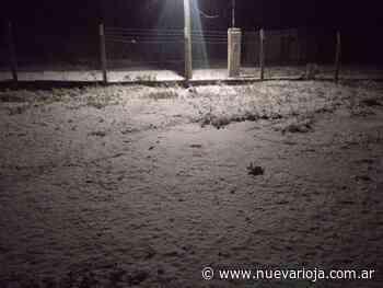 Continúan las bajas temperaturas y nevadas en el interior de La Rioja - Nueva Rioja
