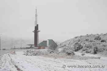 San Luis, La Rioja y San Juan también amanecieron cubiertas de nieve - La Pampa La Arena