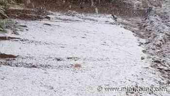 Nevó en Tucumán y la Rioja, y se esperan nevadas en otras provincias del país - Minutouno.com