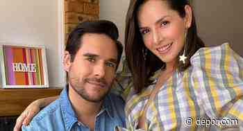 Carmen Villalobos habla del estado de salud de su esposo Sebastián Caicedo tras dar positivo a COVID-19 | VIDEO - Diario Depor