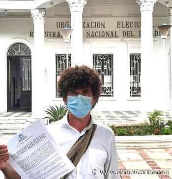 Por incumplir Plan de Gobierno, buscan revocar el mandato de Caicedo - Opinion Caribe