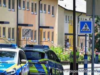 Germany shooting: Gunman 'kills ex-girlfriend, her brother and himself'
