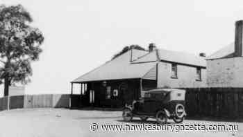 History: The first North Richmond racecourse - Hawkesbury Gazette