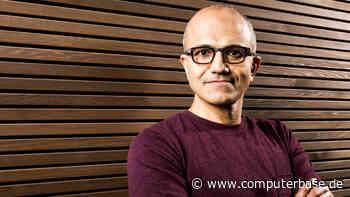 Microsoft: Satya Nadella wird auch Vorstandsvorsitzender [Notiz]