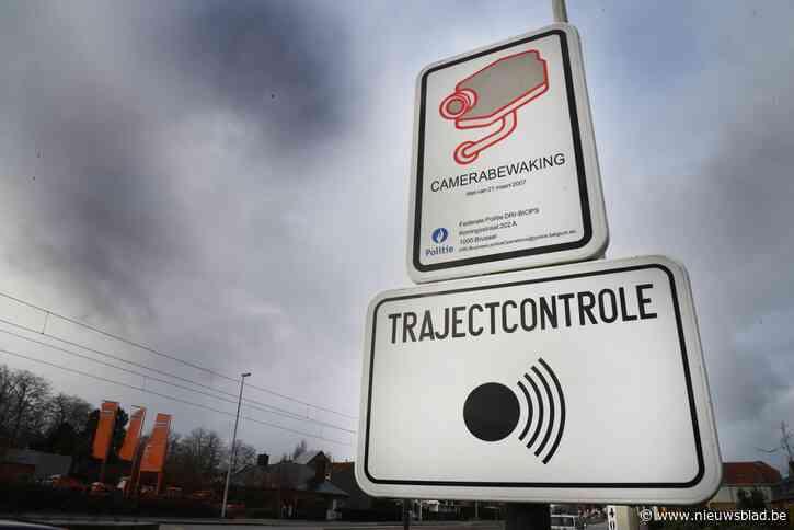 Nog dit jaar twee nieuwe trajectcontroles in het Waasland<BR />
