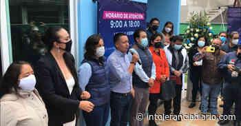 San Andrés Cholula: ofrece Edmundo Tlatehui trabajo en equipo con Miguel Barbosa - Intolerancia Diario