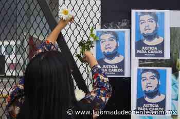 Barbosa se suma a la sospecha de que el artista de Xoxtla murió a manos de policías - Puebla - - La Jornada de Oriente