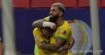 Vea el gol de Gabriel Barbosa hoy, Brasil vs. Venezuela, en la Copa América - Gol Caracol