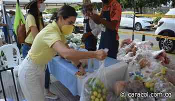 Mercado campesino en Montería, el próximo domingo 20 de junio - Caracol Radio