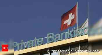Indians' funds in Swiss banks rise to over Rs 20,000cr