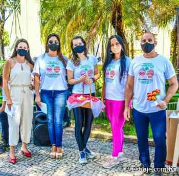 Linhares tem ação educativa por dia de combate à violência contra idosos - ES Hoje