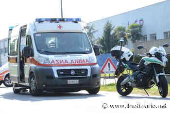 Lainate, terribile incidente stradale: motociclista ricoverato in codice rosso - Il Notiziario