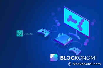 Stratis Unity SDK: Allows Gaming Devs to Create Blockchain Apps - Blockonomi