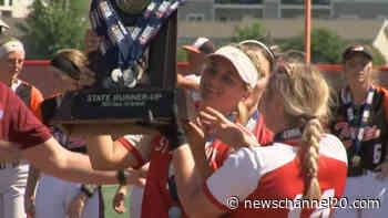St. Anthony, ALAH, and Unity softball bring home first ever State trophies - newschannel20.com