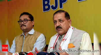India did better in managing Covid than many smaller European nations: Jitendra Singh
