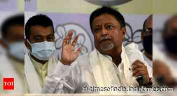 BJP says paperwork completed to back demand for Mukul Roy's disqualification from Bengal assembly
