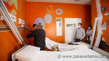 El Hospital de Campana sigue sumando servicios para mejorar la atención - zonanortehoy.com