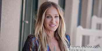 Sarah Jessica Parker Shared Rare Pictures Of Her Twins On Instagram - Yahoo Lifestyle